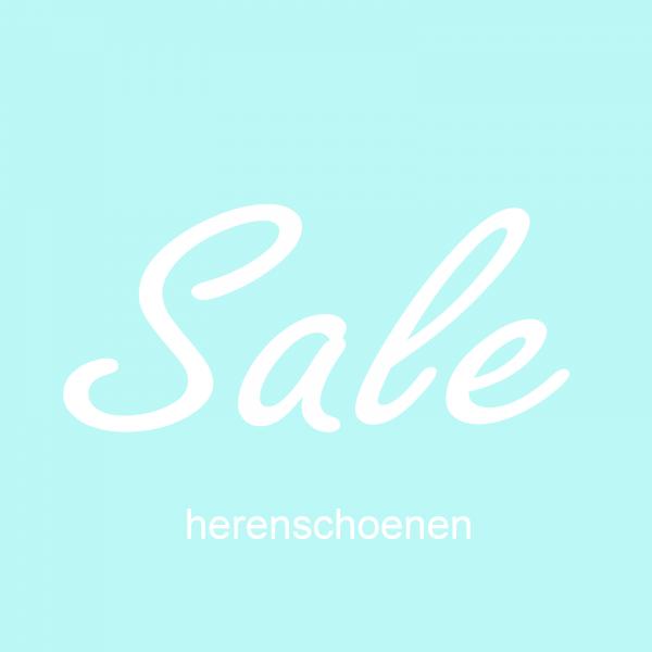 Sale herenschoenen