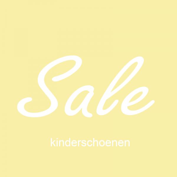 Sale kinderschoenen